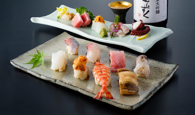 寿司・お造り・笹しずく